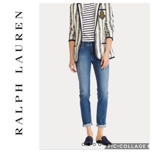 Ralph Lauren women Straight leg jeans